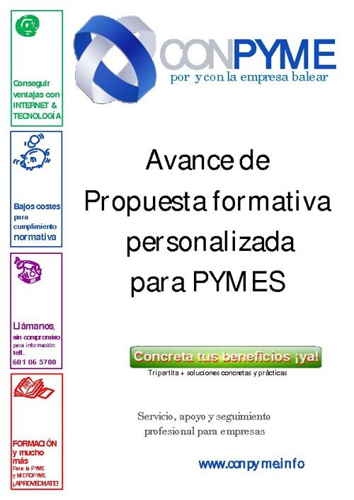 Guía conpyme general 2012-2013