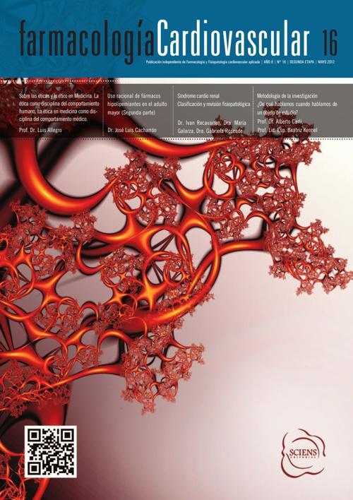 Farmacología cardiovascular 16