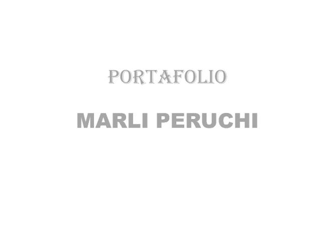 PORTAFOLIO MARLI PERUCHI