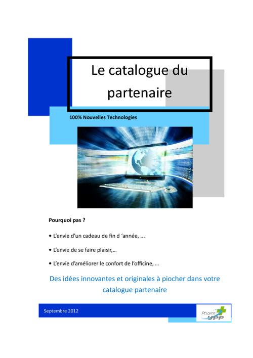 Le Catalogue du Partenaire