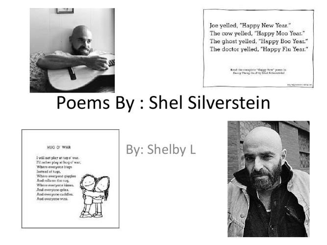 Poems by shel silver stein123