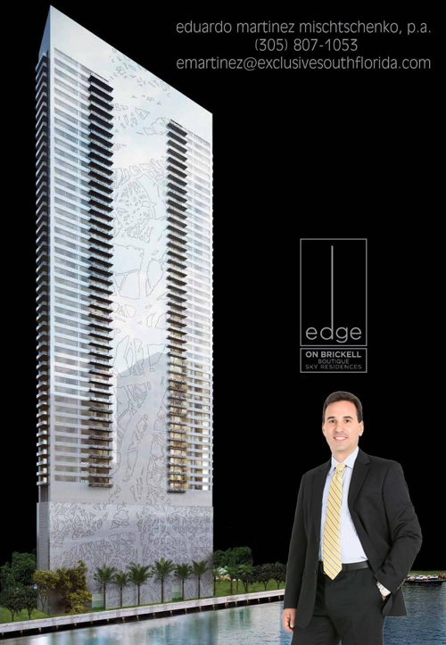 Edge On Brickell Brochure