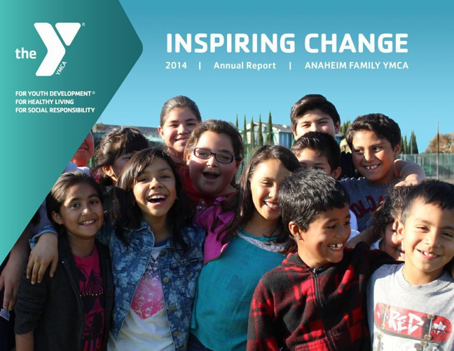 Annual Report 2014 - Anaheim Family YMCA