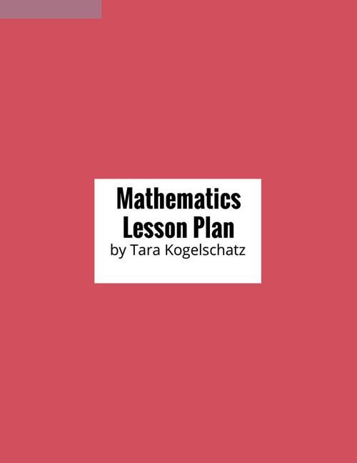 Copy of Micro Teach 1 Lesson Plan