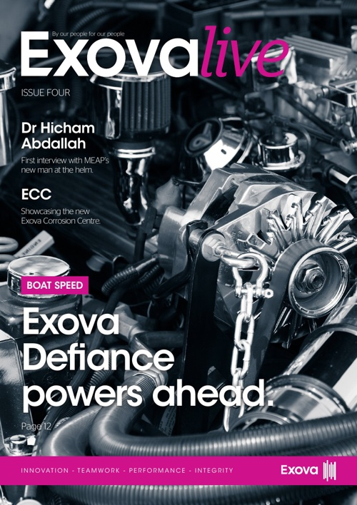 ExovaLive - Issue 4 2013