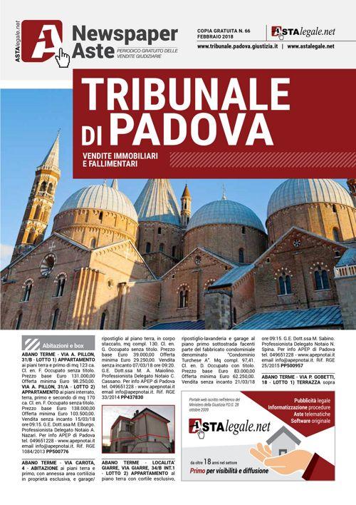 Padova febbraio 2018