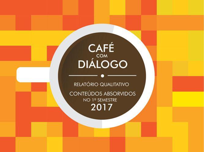 Café com Diálogo - 1º Sem. 2017
