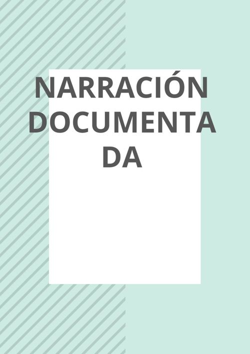 Narración Documentada