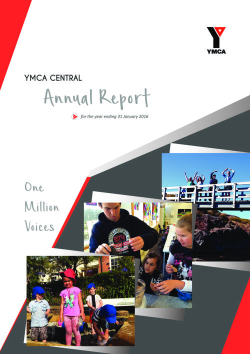 2016 YMCA Central Annual Report