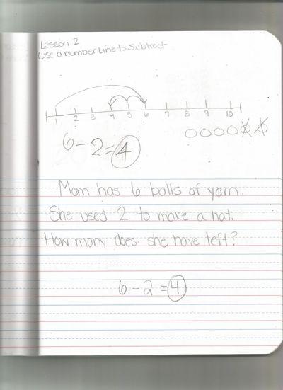 My Math Storybook by Garrett Hawkins