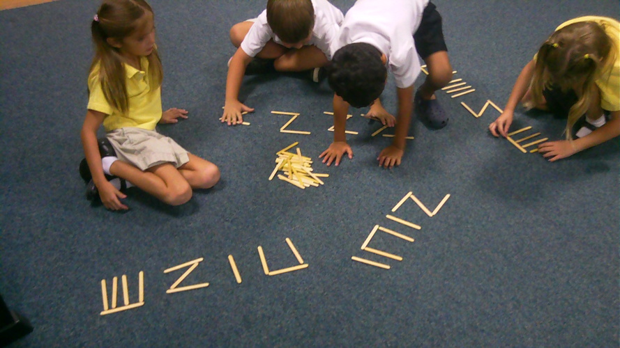Writing and Reading Rhythms