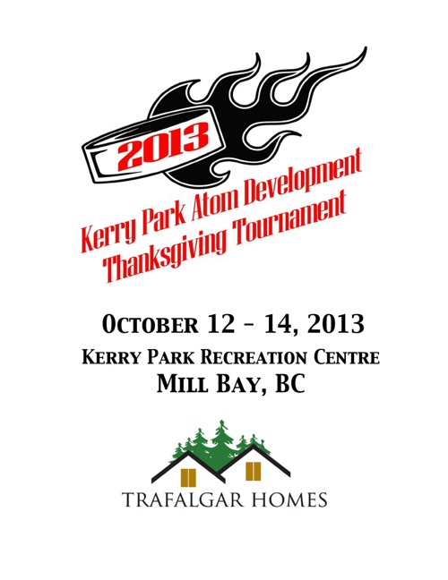 Kerry Park Atom Development Thanksgiving Tournament