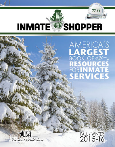 Inmate Shopper Fall/Winter 2015-2016 Issue