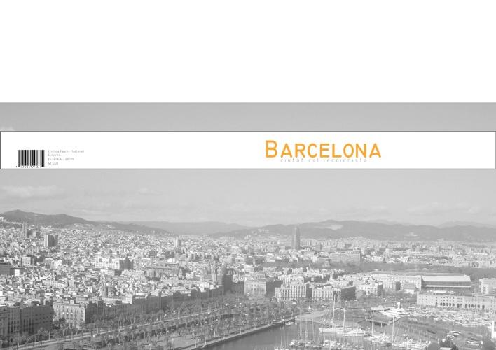 Barcelona: ciutat col·leccionista