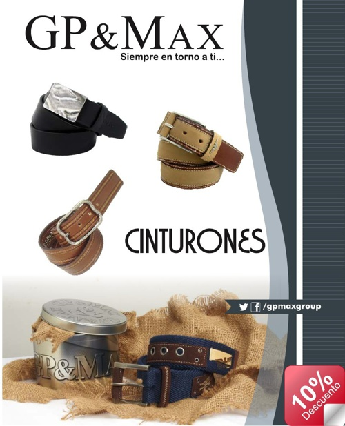 Nueva colección Correas Denim