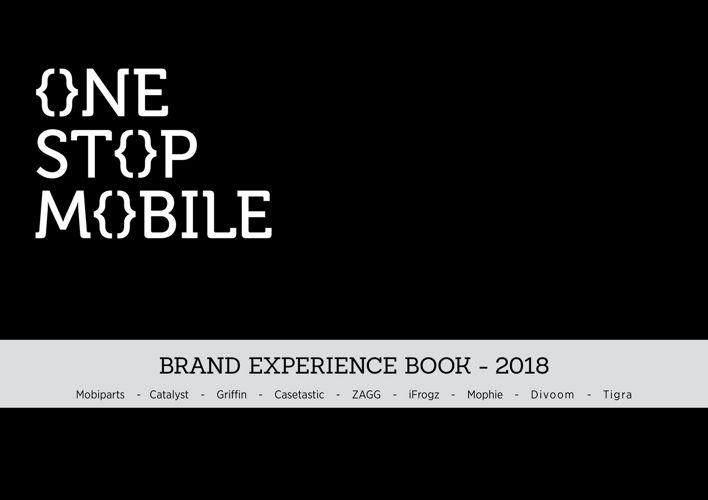 Brand Experience Book 2018 EN