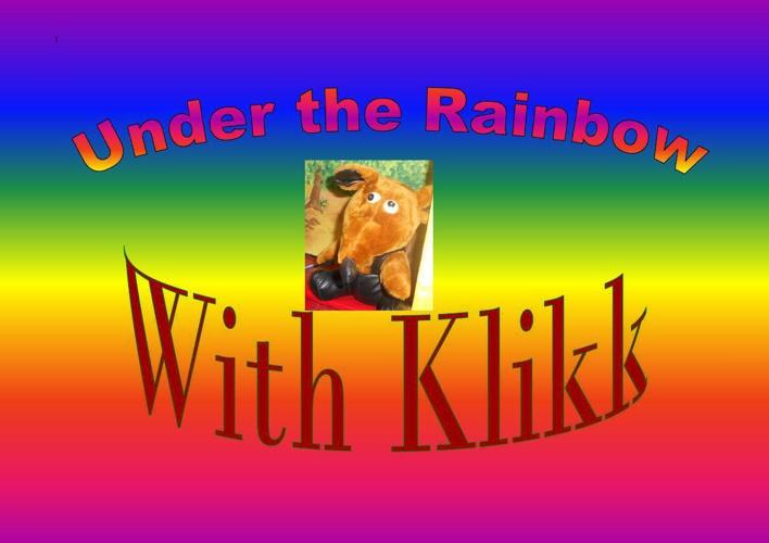 Our Mascot Klikk the Mouse