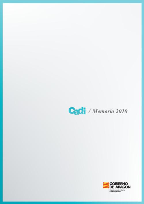 Memoria Cadi 2010
