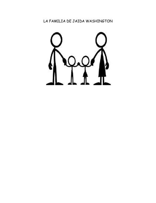 La Familia de Jaida Washington