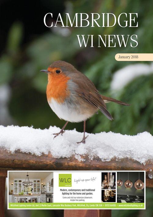 Cambridge WI News - January 2018
