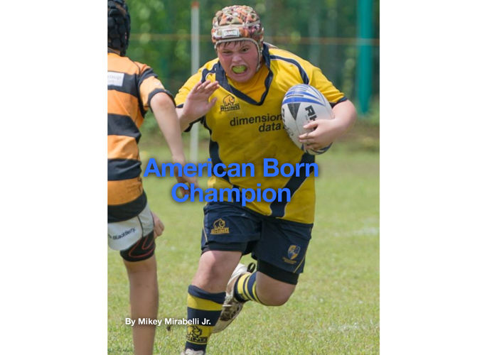 American Born Champion