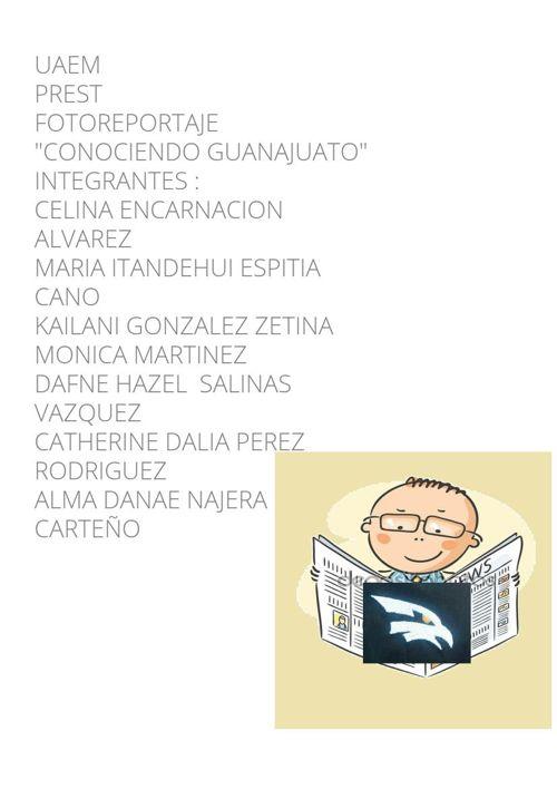 GUANAJUATO DE MIS AMORES