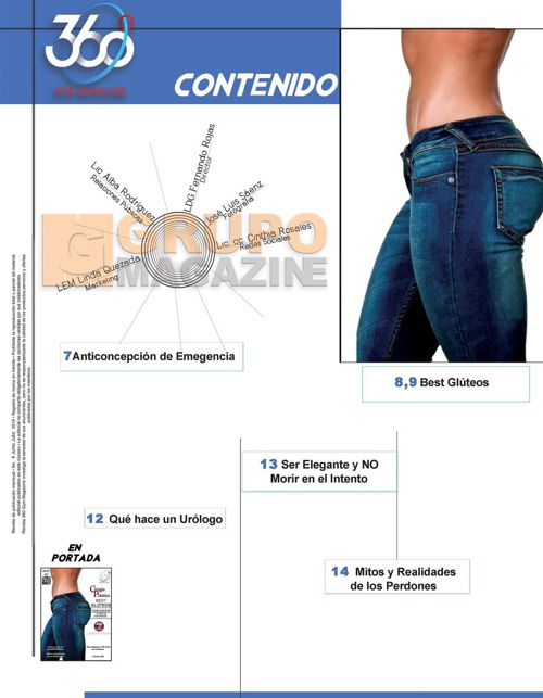 360 Gym Magazine Vol.4