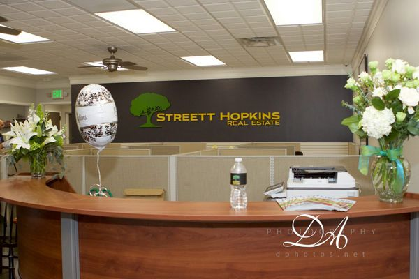Streett Hopkins Ribbon Cutting and Celebration