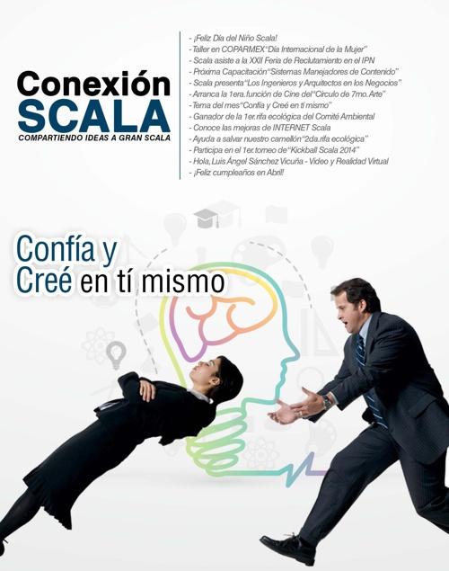 Conexión Scala Abril 2014