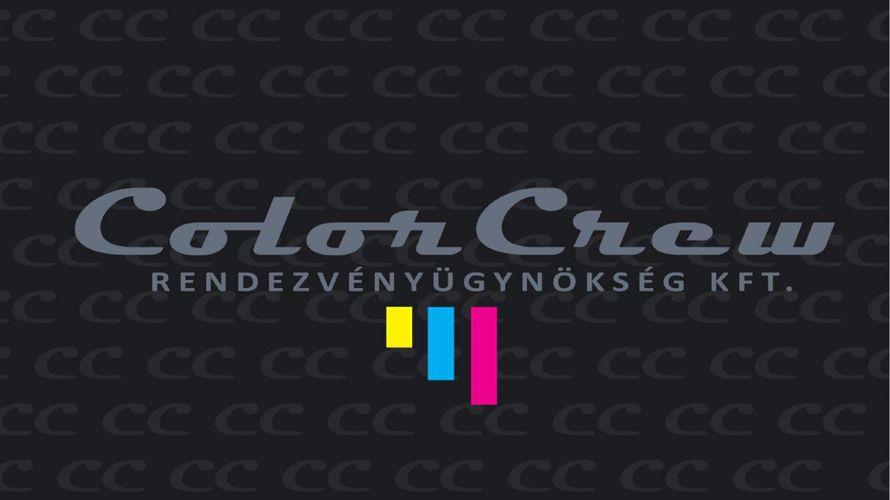 ColorCrew-bemu kész