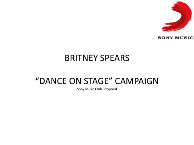 Britney Spears - Digital Campaign - November 2011