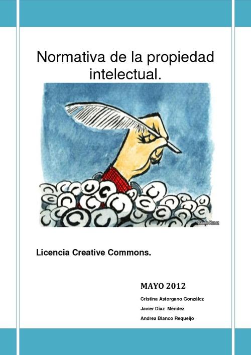 Normativa propiedad intelectual