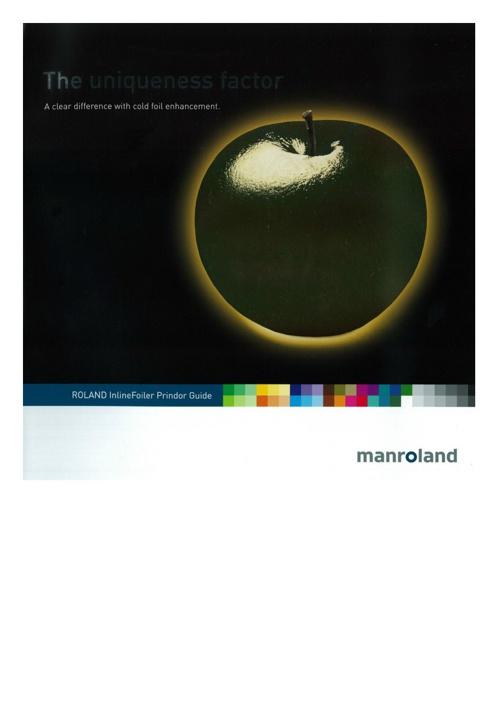 Brochure Manroland