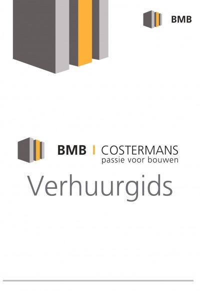 Verhuurgids BMB Costermans