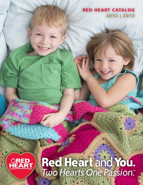 Red Heart Yarns Catalog 2013