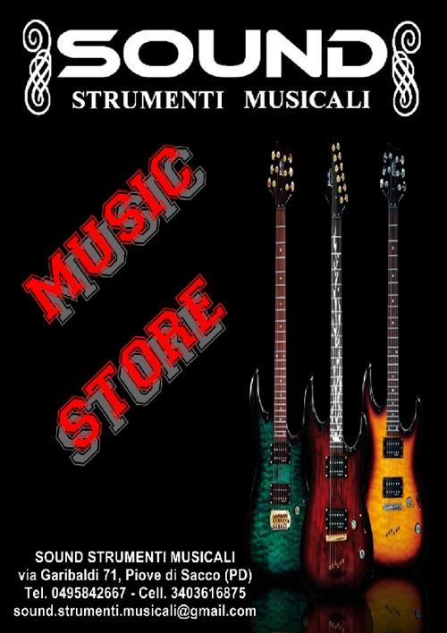 CATALOGO SOUND STRUMENTI MUSICALI