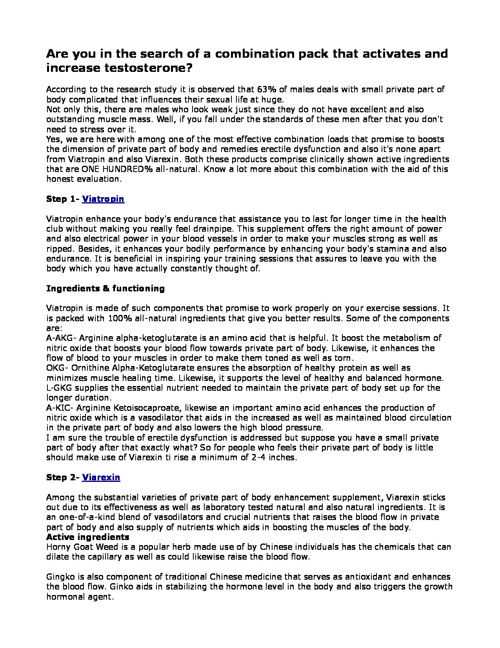 Viatropin pdf