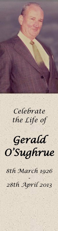 Gerald O'Sughrue