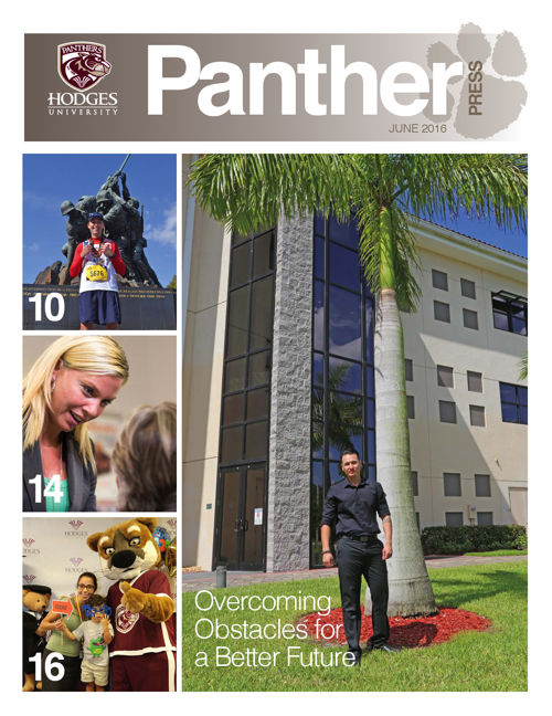 June 2016 Panther Press
