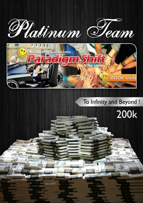 200k Platinum Team