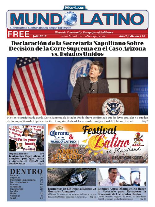 MundoLatinoNewsPaper