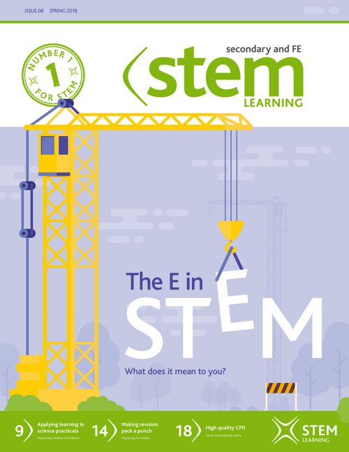 STEM Learning Magazine • Secondary 08
