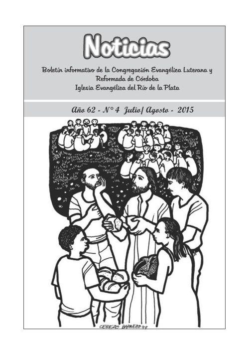 Boletín Noticias - Julio | Agosto 2015