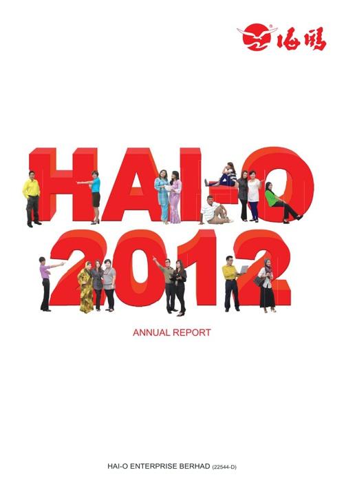 Hai-O Annual Report 2012