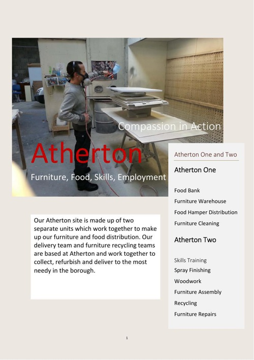 Compassion In Action: Atherton