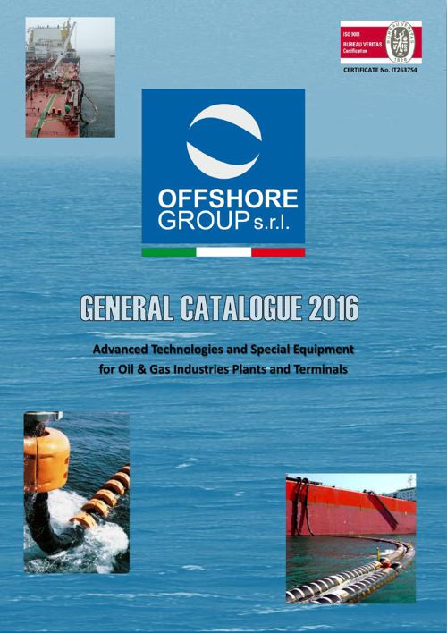 Offshore Group - Catalogue 2016