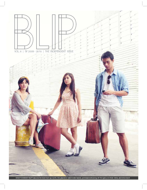 BLIP The Independent Issue