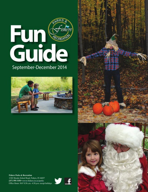 Fun Guide September through December 2014