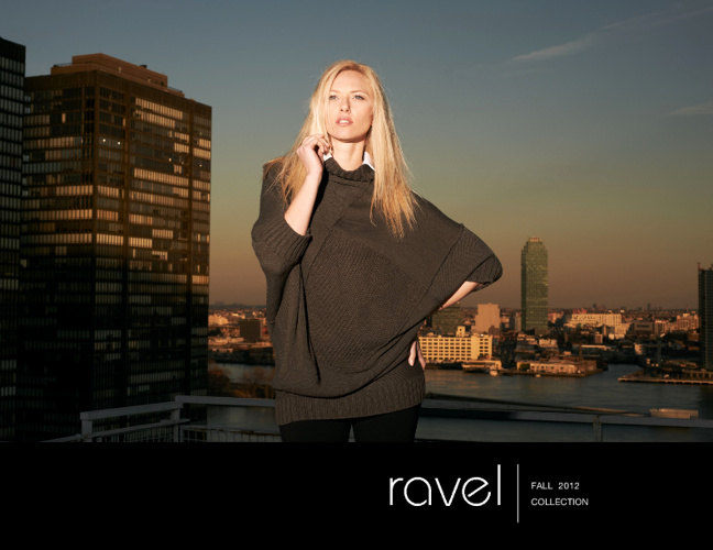 RAVEL FALL 2012