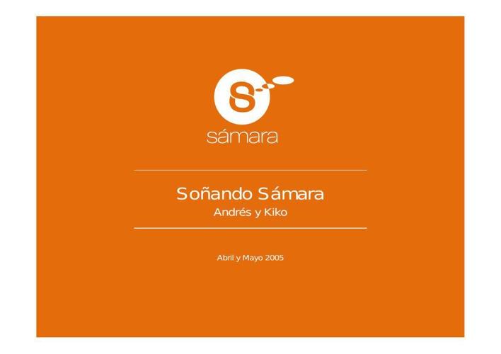 Grupo Samara - Política de Sustentabilidad